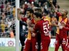 Galatasaray evinde galip geldi