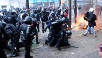 AA foto muhabirinin de yaralandığı bölgedeki polis şiddetine soruşturma