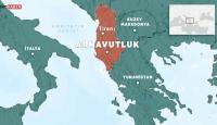 Arnavutluk'ta 4,3 büyüklüğünde deprem