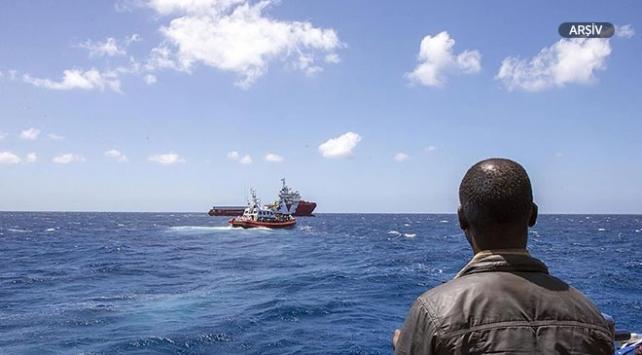 Moritanya açıklarında 192 Gambiyalı düzensiz göçmen yakalandı