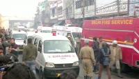 Hindistan'da fabrika yangını: 34 ölü