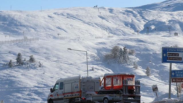 Uludağ'da kaybolan dağcılara ait ilk ize ulaşıldı