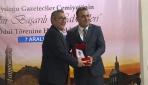 Güneydoğu Gazeteciler Cemiyetinden TRTye 4 dalda ödül