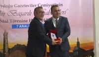 Güneydoğu Gazeteciler Cemiyetinden TRT'ye 4 dalda ödül