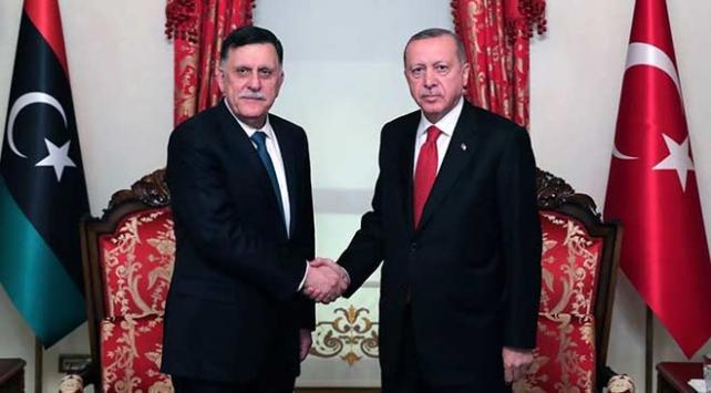 Libya UMH: Libya ile Türkiye arasında imzalanan mutabakatlar yürürlüğe girdi