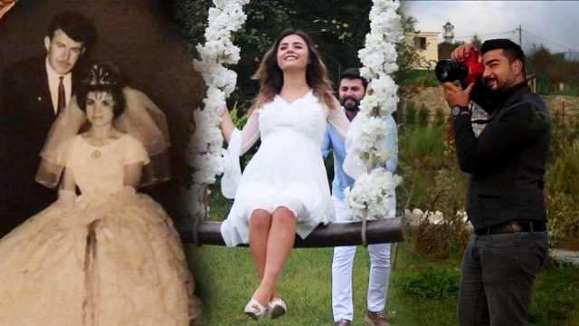 Stüdyodan platolara düğün fotoğrafçılığı