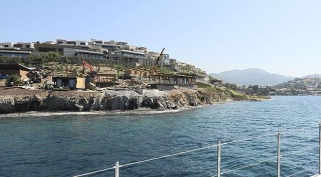 Antalyada 260 kaçak yapı daha yıkılacak