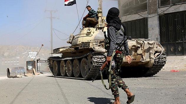 Yemendeki ateşkes bölgesi Hudeydede çatışma