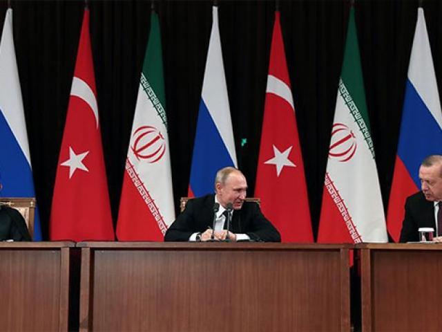 Dünden bügüne Astana görüşmeleri