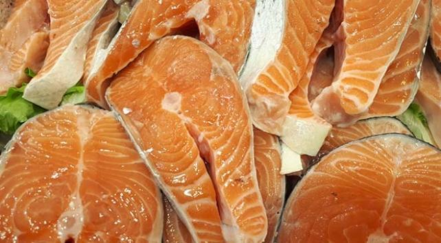 Elazığın somon ve alabalığı Avrupa ve Uzak Doğu ülkelerine ihraç ediliyor