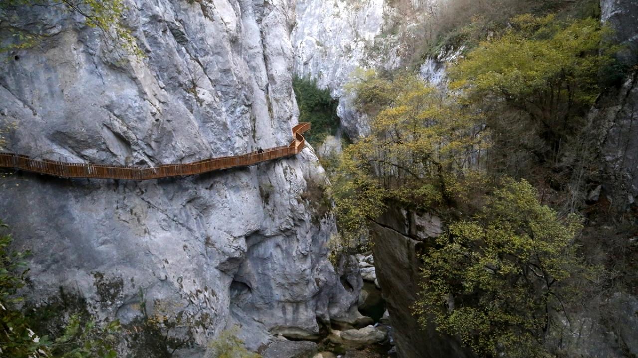 Horma Kanyonu Kastamonu turizmini parlatacak