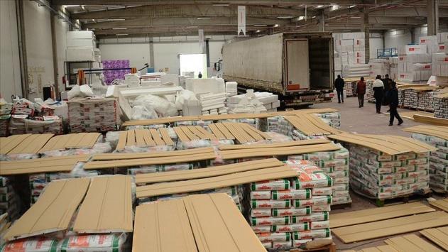 İnşaat malzemeleri ihracatı 1,9 milyar dolara ulaştı