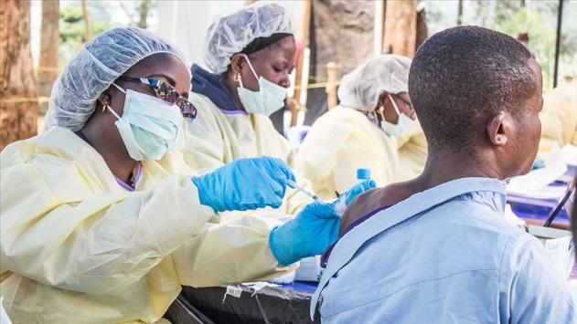 Ruanda 200 bin kişiye Ebola aşısı yapacak