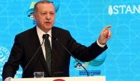 Cumhurbaşkanı Erdoğan: İsrail'in hoyratlığı kimi Arap devletleri tarafından teşvik ediliyor