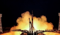 Rus kargo mekiği uzay istasyonuna ulaştı
