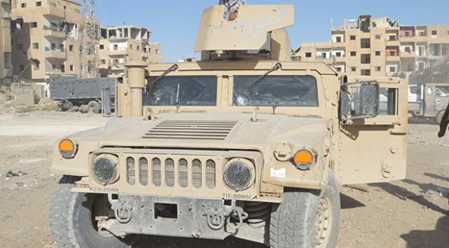ABDden Iraka zırhlı araç sevkiyatı