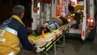 Erzincan'da otobüs kazası: 15 yaralı