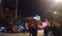 Pendik'te apartman yangını