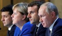"""Dört lider, Ukrayna'nın doğusunda """"tam ateşkes"""" konusunda anlaştı"""