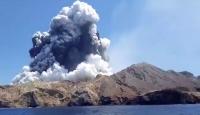 Whaakari Yanardağı patlamasında hayat belirtisi yok