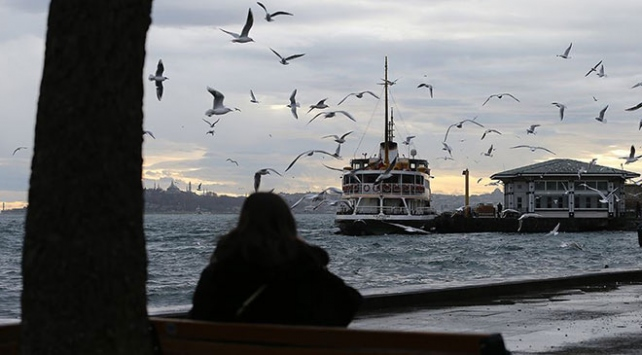 Marmara Bölgesinde hava parçalı ve az bulutlu