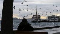 Marmara Bölgesi'nde hava parçalı ve az bulutlu