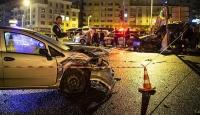 Trafik kazalarında ölenlerin sayısı yüzde 27 azaldı