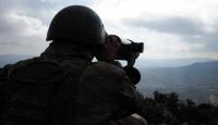 PKK/YPG'den kaçan 2 terörist teslim oldu
