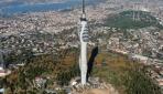 Avrupanın en yüksek kulesi nisanda hizmete girecek