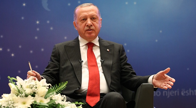 Cumhurbaşkanı Erdoğan: Nobel, zalime ödül vermekle, zulme ortak olmuştur