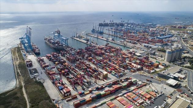 Doğu Karadenizin 11 aylık ihracatı arttı