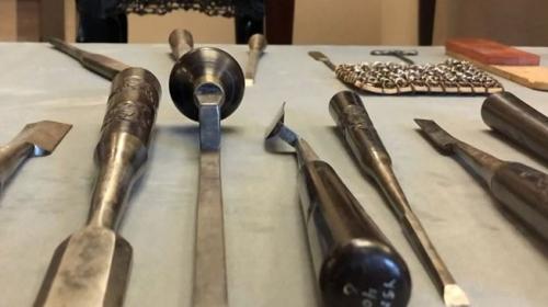 İkinci Abdülhamid'in kamçısı ve kılıcı İstanbul'da ziyarete açıldı