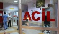 MHP Isparta İl Başkanı Bayram, elektrik akımına kapılması sonucu ağır yaralandı