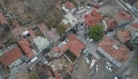 Konya'da kerpiç evin çöktüğü bölgede dönüşüme başlanacak