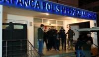 Sakarya'da polis ekibine saldıran 4 kişi tutuklandı