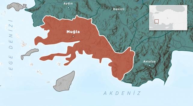 Ege Denizinde 5,1 büyüklüğünde deprem