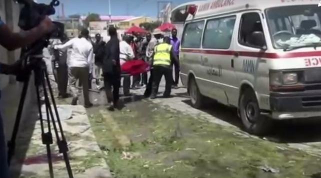 Somalideki otel saldırısında ölü sayısı 10a çıktı