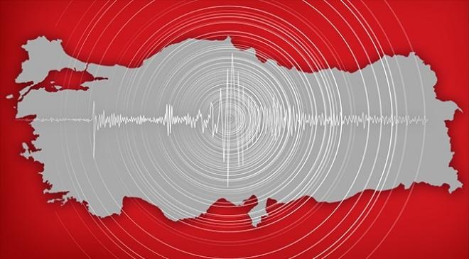 Türkiye 2019da 22 bini aşkın depremle sallandı