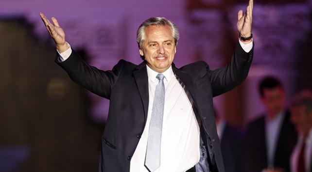 Arjantinin yeni devlet başkanı görevi devraldı