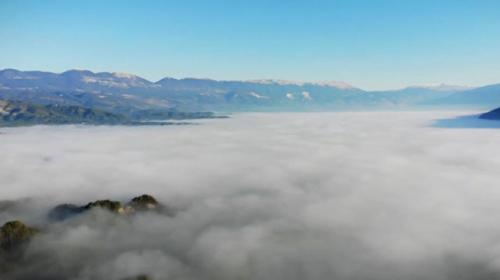 Antalya'da sisli havalar seracılık faaliyetlerini artırdı