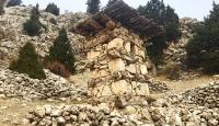 Toroslar'daki gizemli tarihi yapılar merak uyandırıyor