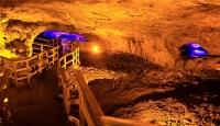 Sulu Mağara turist ağırlamaya başladı