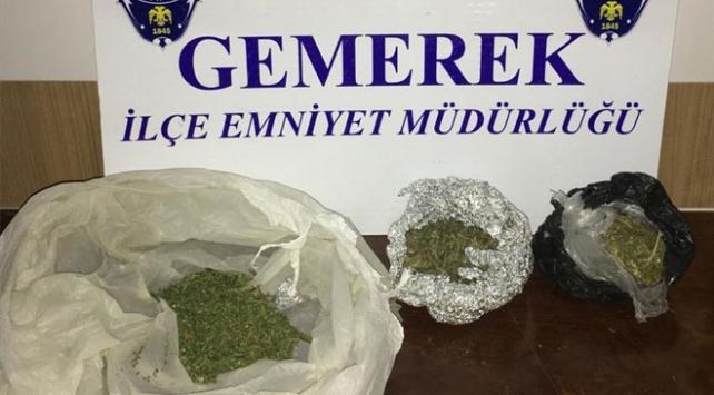 Uyuşturucu madde kullanan sürücüye 5 bin lira ceza