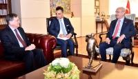 Kılıçdaroğlu ABD'nin Ankara Büyükelçisi Satterfield'i kabul etti