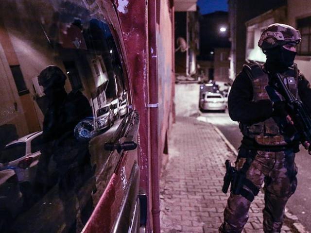 Suikast hazırlığındaki teröristin yakalandığı operasyonun ayrıntıları ortaya çıktı