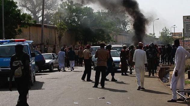 Nijerde askeri garnizona saldırı: 70 asker öldü
