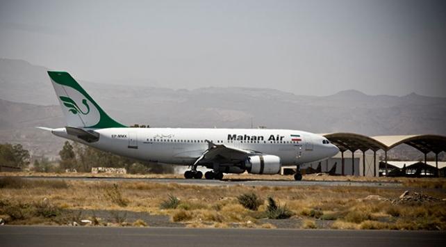 ABDden İran Mahan Air yetkilileri ve kargo şirketine yaptırım