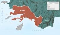Akdeniz'de 3,5 büyüklüğünde deprem