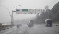 İç Anadolu'da karla karışık yağmur bekleniyor