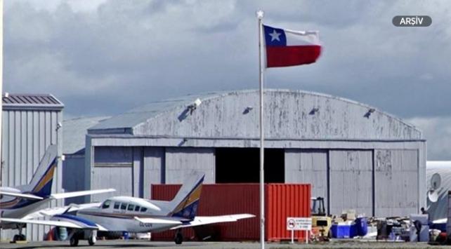 Şilide kaybolan askeri uçağın arandığı bölgede insan kalıntıları bulundu